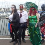 TangoMike Cosplay at Port Solent Comicon