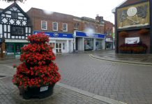 Leominster poppies memorial