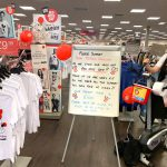 TK Maxx Red Nose Day Event