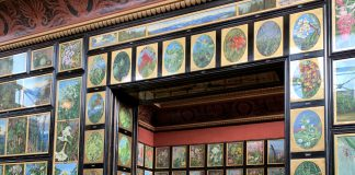 Marianne North gallery Kew