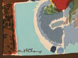 Ivan Hitchens (detail) Pallant House