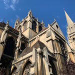 Catholic Church of Our Lady & The English Martyrs, Cambridge External Architecture with Spires