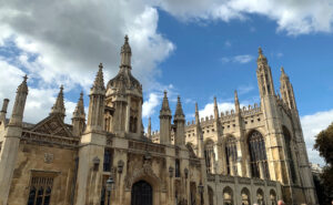 Cambridge University Gothic Architecture