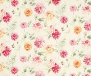 Dahlia Pink Parade by Laura Ashley