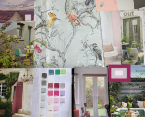 Garden Studio Mood Board by A Howse