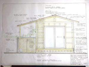 Garden Studio Plan by A Howse