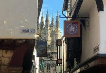 Canterbury High Street< Kent before Covid-19