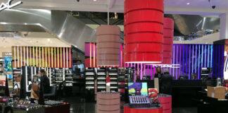 Mac Beauty Shop in Magazin Store, Copenhagen