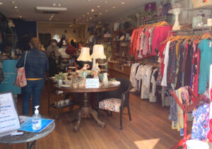 St Wilfrid's Hospice Shop East Street,Chichester