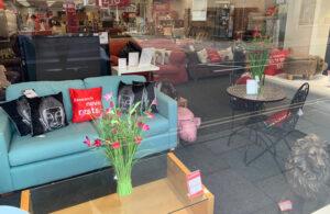British Heart Foundation Furniture Shop Chichester, Sussex